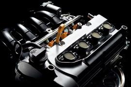 新開発エンジンK12B型