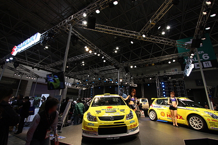 WRCカー