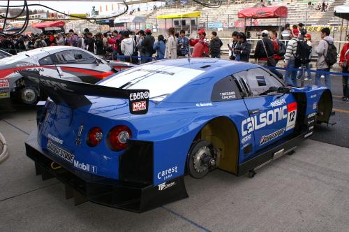 SUPER GT8
