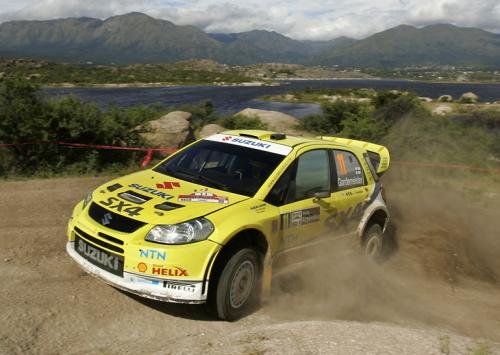WRC第4戦アルゼンチン