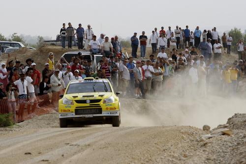 スズキSX4-WRC