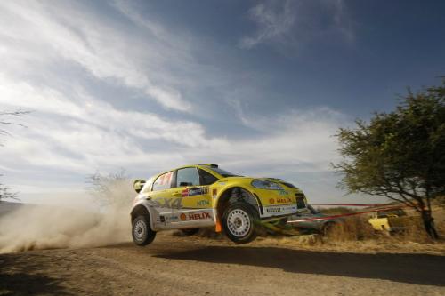WRC第3戦メキシコ