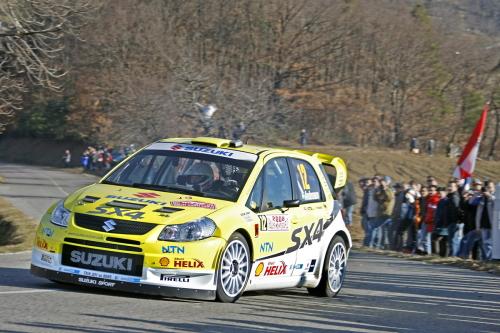 WRC第1戦モンテカルロ